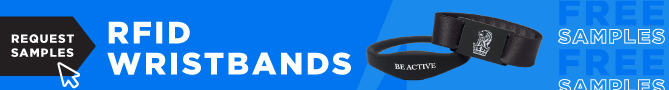 Free Sample Request - RFID Wristbands