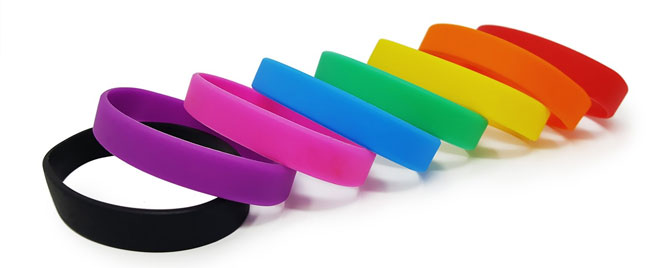Wristband Color Meanings