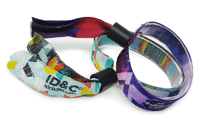 Cloth Wristbands for Events