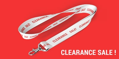 Clearance Sale Lanyards