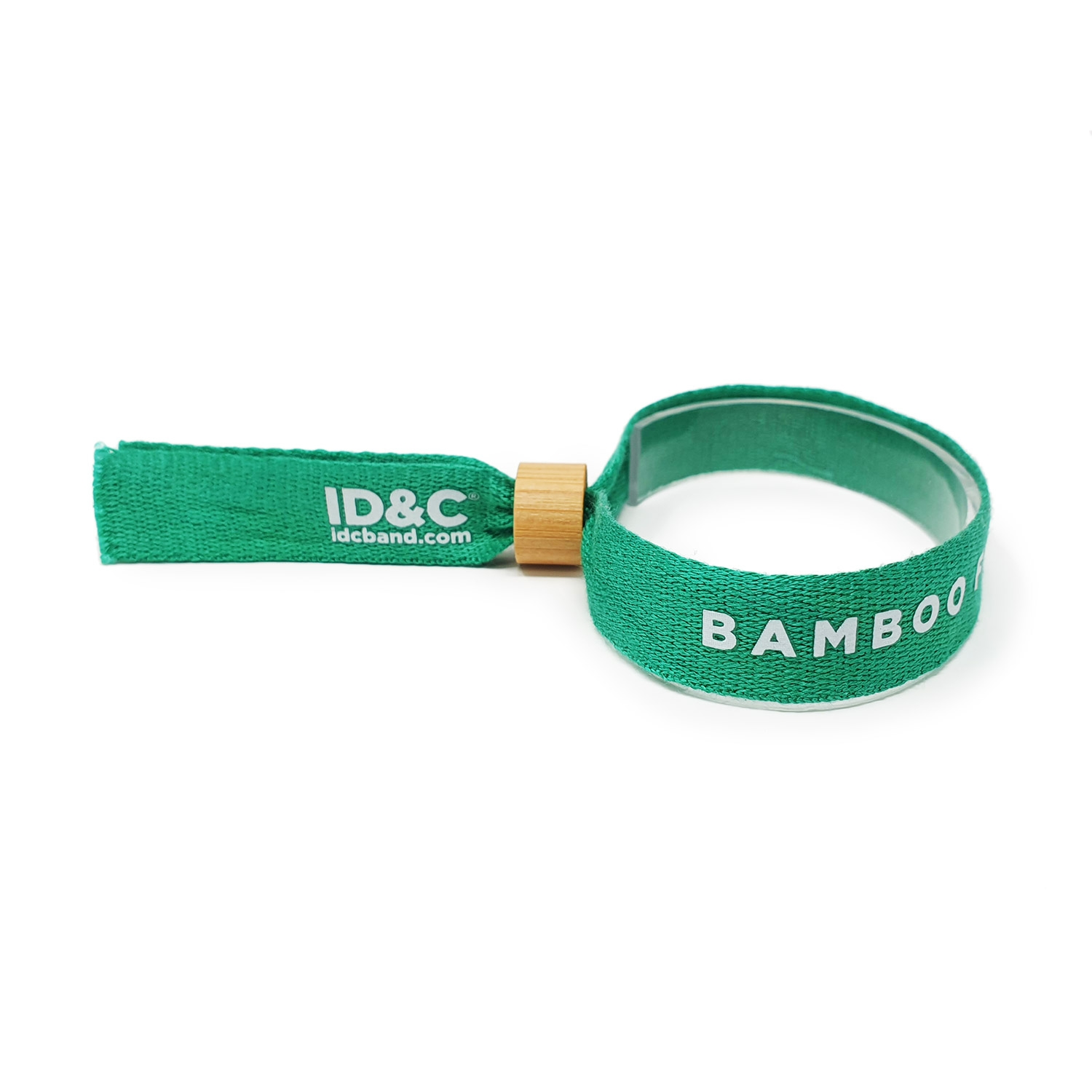 Bamboo Fabric Wristbands