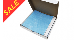 Extra Wide Tyvek Wristbands - Box of 1000
