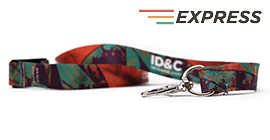 Express Full Colour Lanyard