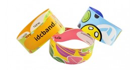 Child Safety Wristband, 10 Pack