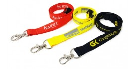One Color Print Lanyard