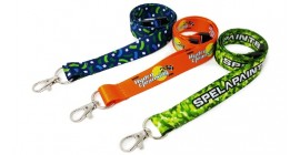 Full Color Print Lanyard