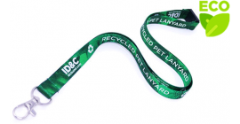Recycled PET Printed Lanyards