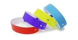 Plain L Shape Wristbands
