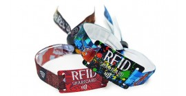 RFID Fabric Band & SmartCard