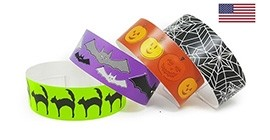 Halloween Full Color Wristbands