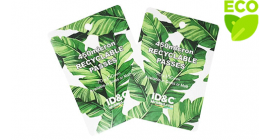 Eco Friendly Conference Badges