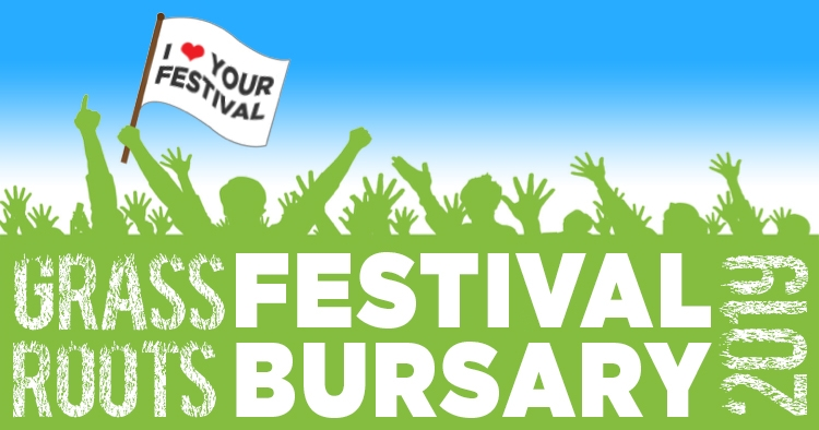Grass Roots Festival Bursary 2018