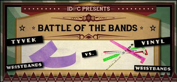 Battle of the wristbands