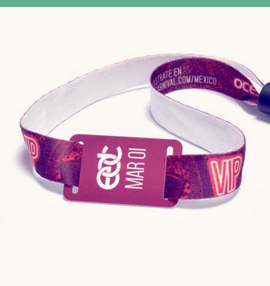 RFID access control wristbands