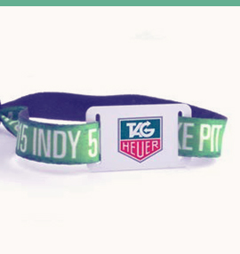 RFID brand activation wristbands