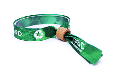 Recycled Wristbands