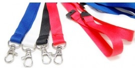Plain Event Lanyards