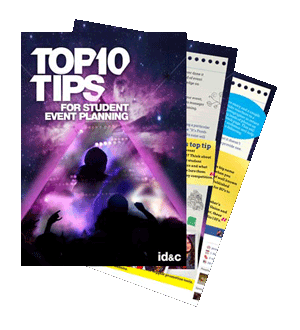 top 10 tips for student event planning