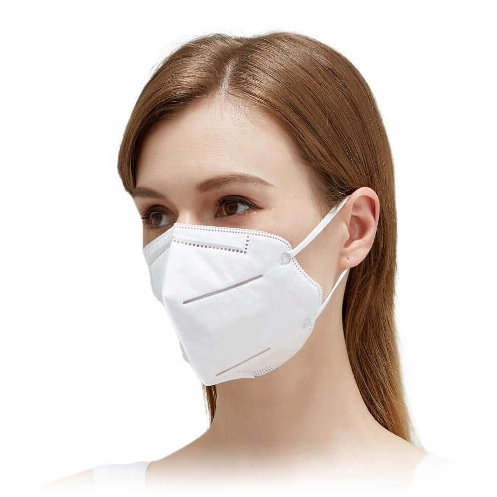 KN95 Disposable Respirator Masks