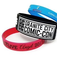 All Silicone Wristbands