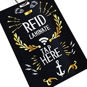 All RFID Laminate Passes