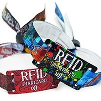 All RFID Wristbands