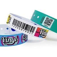 Barcode L Shape Bands