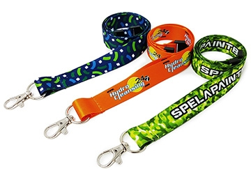 Full Colour Print Lanyard
