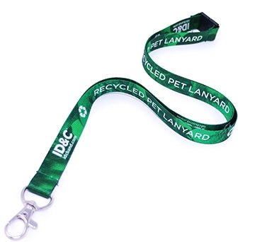 Full Colour Print Recycled Lanyard