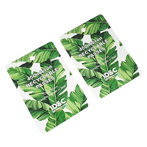 Recyclable Passes
