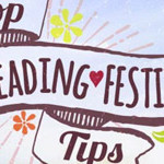 Top Tips for Reading Festival: Infographic