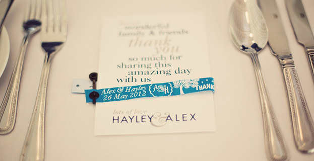 Festival Style Wristbands for Your Wedding